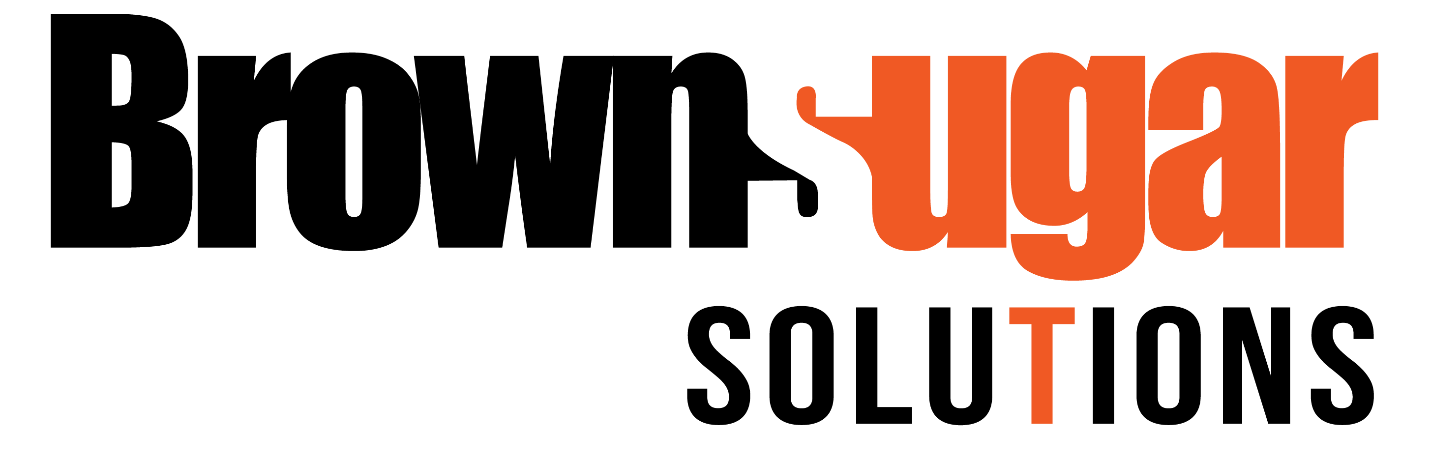 BrownSugar Solutions Wordmark